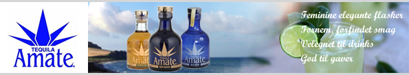 Amate Tequila - TequilaClub Denmark